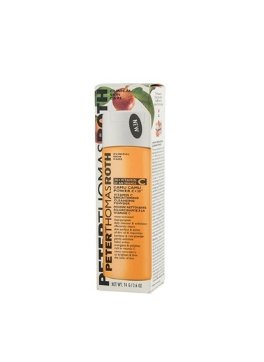 Peter Thomasroth Peter Thomas Roth Camu Camu Power Brightening Cleansing Powder 74gr Renksiz
